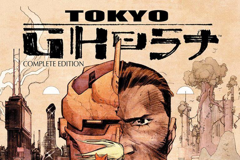 cary fukunaga, 'tokyo ghost' çizgi romanını gözüne kestirdi