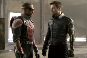 the falcon and the winter soldier'dan sezon ortası fragman