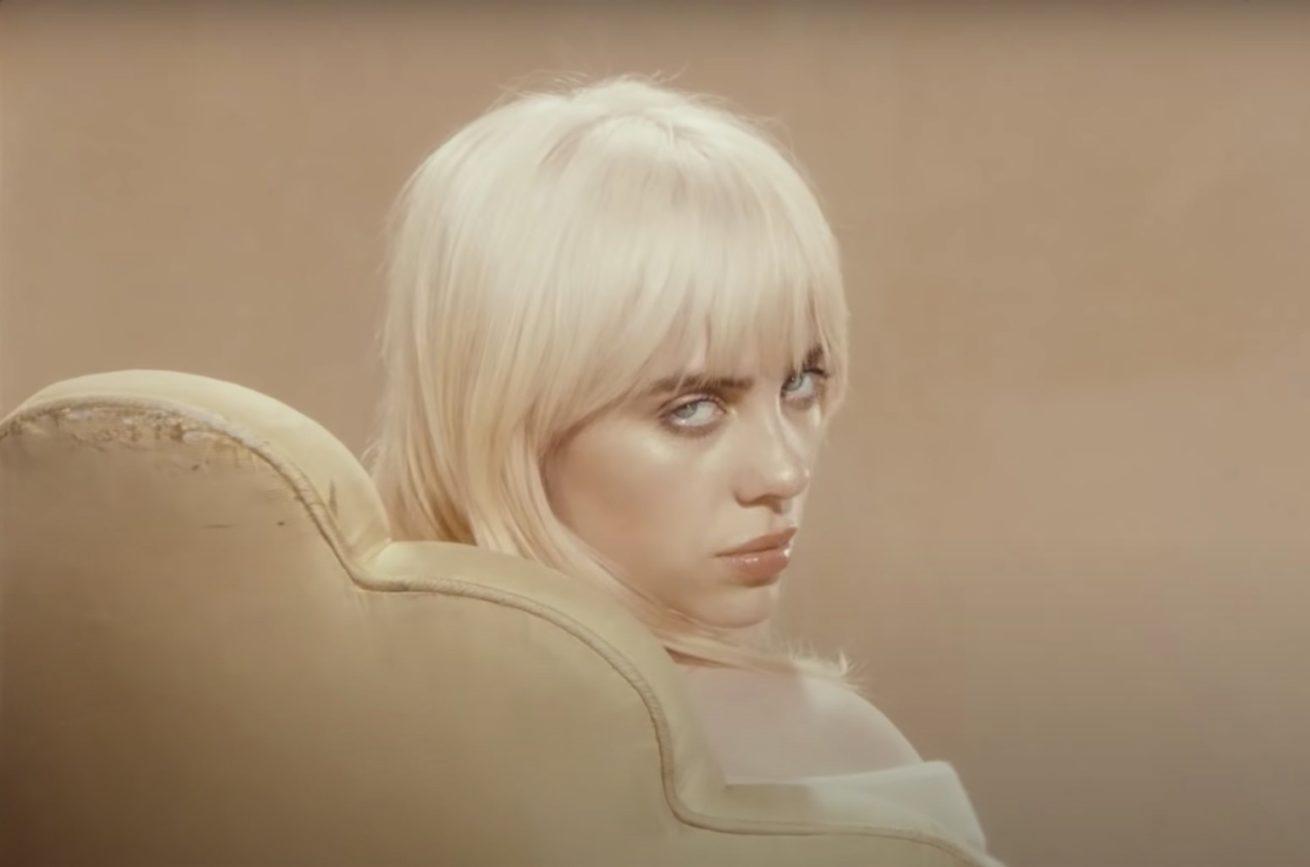 billie eilish'in yeni şarkısına minik bir ilk bakış