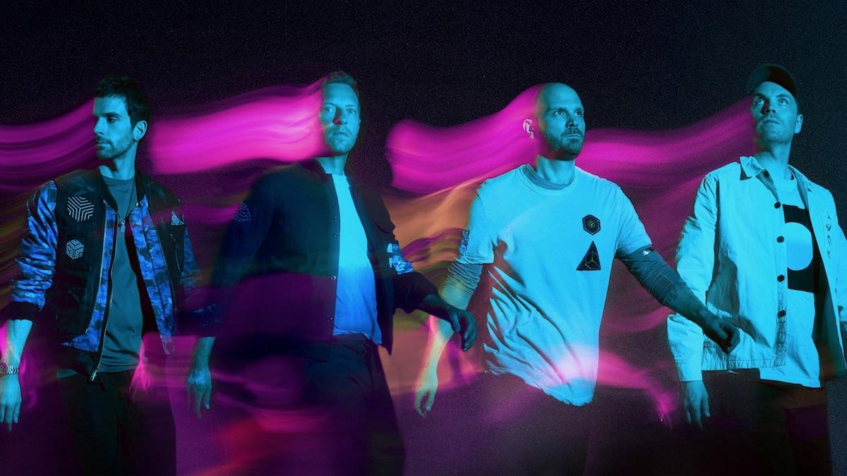 """yeni coldplay albümünün ilk teklisi """"higher power"""" haftaya geliyor"""
