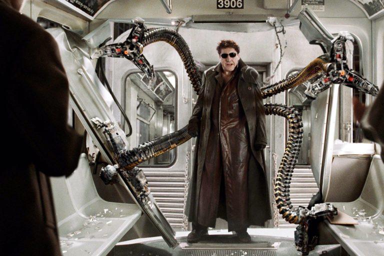 alfred molina, yeni spider-man filmine doctor octopus olarak geri dönüyor