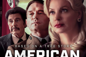 "al pacino'lu ""american traitor: the trial of axis sally""den fragman"