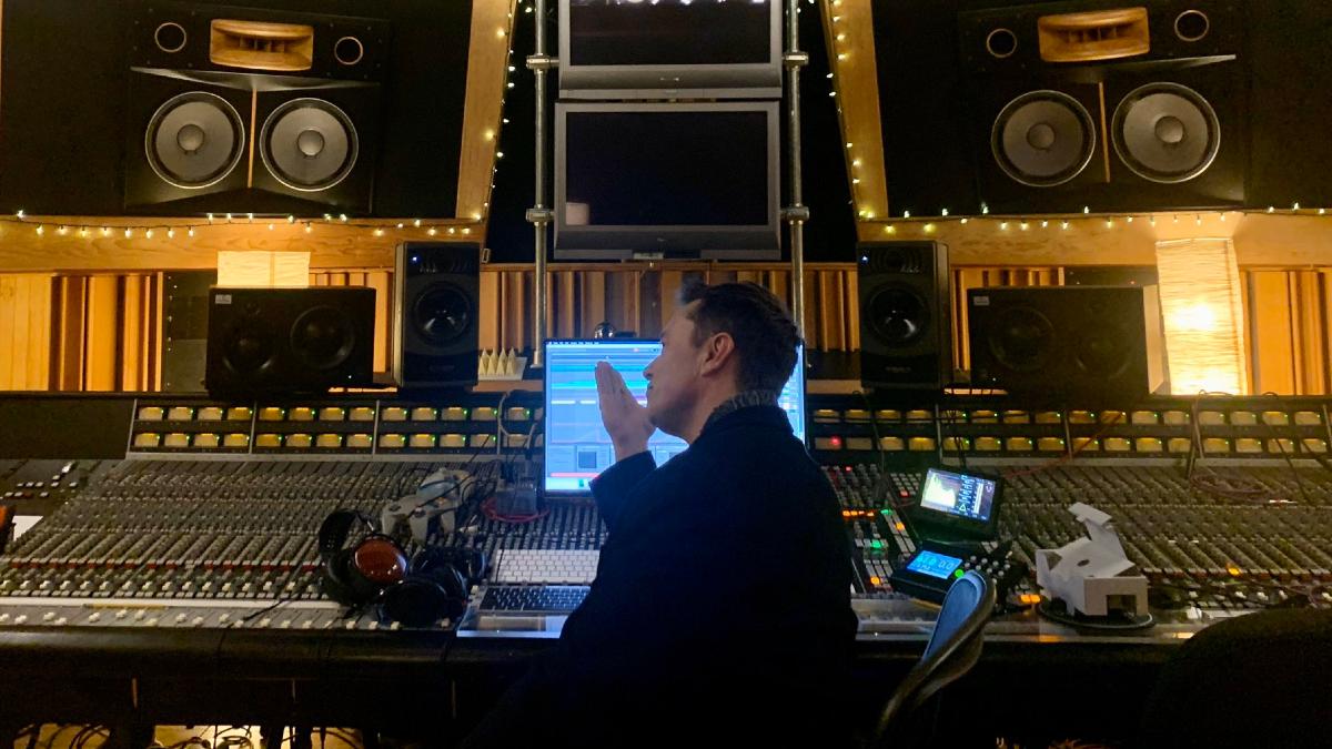 elon musk'tan bir techno albüm geliyor