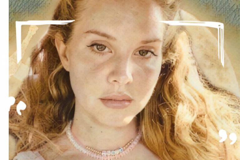 lana del rey yeni albümünün çıkış tarihini açıkladı