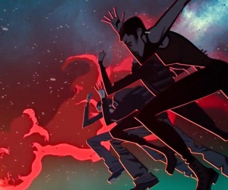 love, death and robots'un ikinci sezonundan yeni fragman