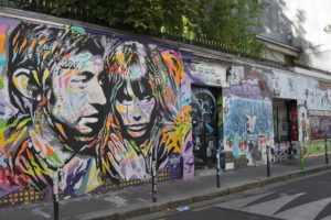 serge gainsbourg'un paris'teki evi müze oluyor