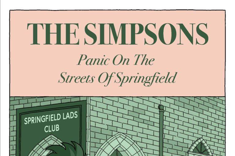 """the simpsons'ın bu haftaki bölümünde """"the smiths"""" var"""