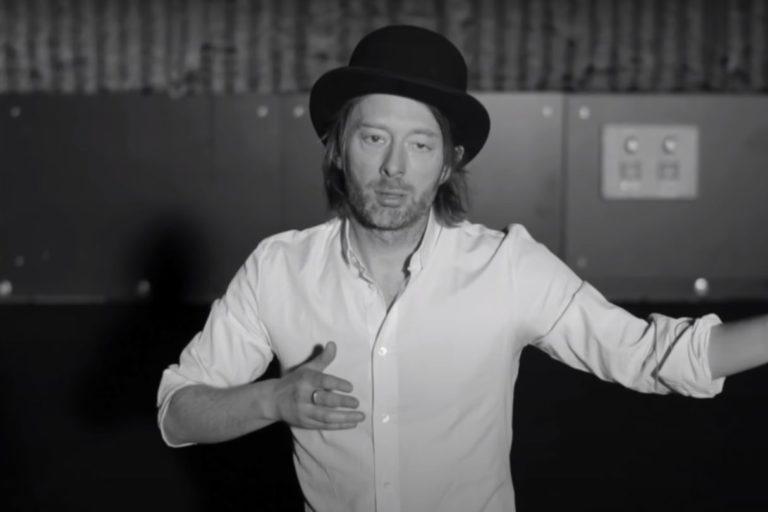 radiohead gizemli bir videoyla tiktok'a katıldı