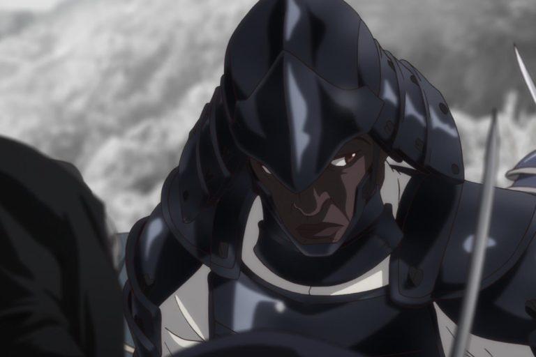 netflix'in yeni animesi yasuke'den yayın öncesi son fragman