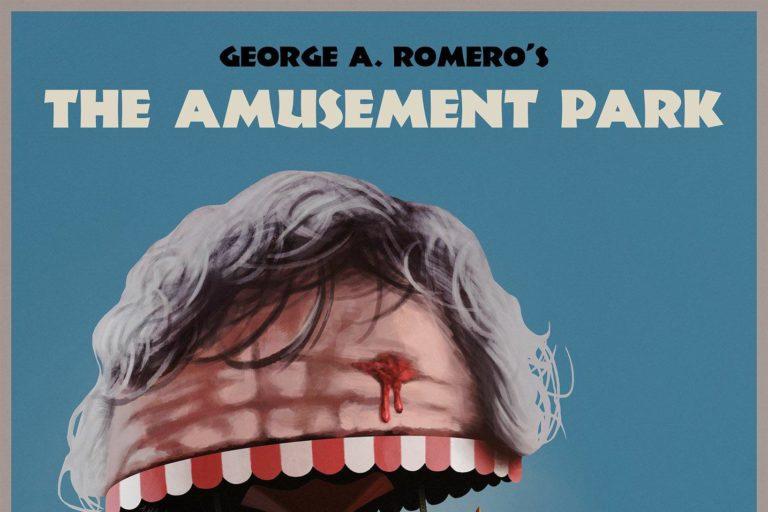 "george a. romero'nun kayıp filmi ""the amusement park""tan ilk fragman"