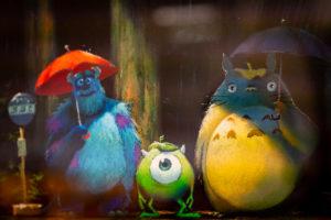 studio ghibli ve pixar, ortak bir film üzerinde mi çalışıyor?
