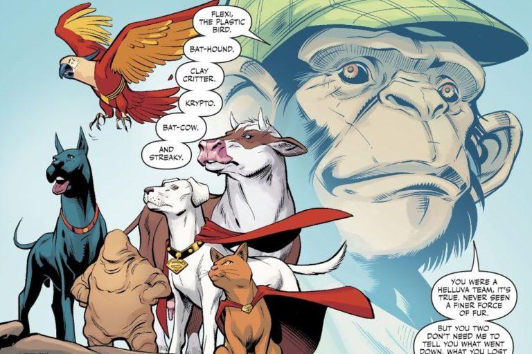 dc league of super-pets filminin yıldız dolu seslendirme kadrosu açıklandı