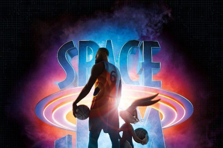 space jam: a new legacy'nin soundtrack'i festival gibi