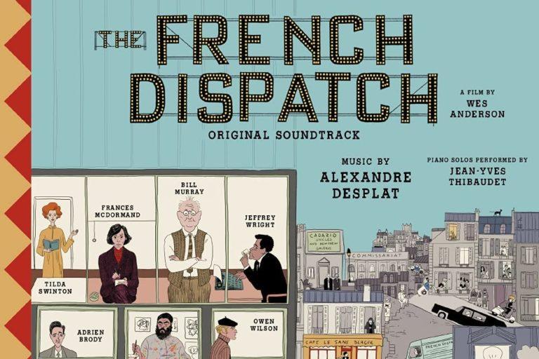 the french dispatch'in soundtrack listesi açıklandı