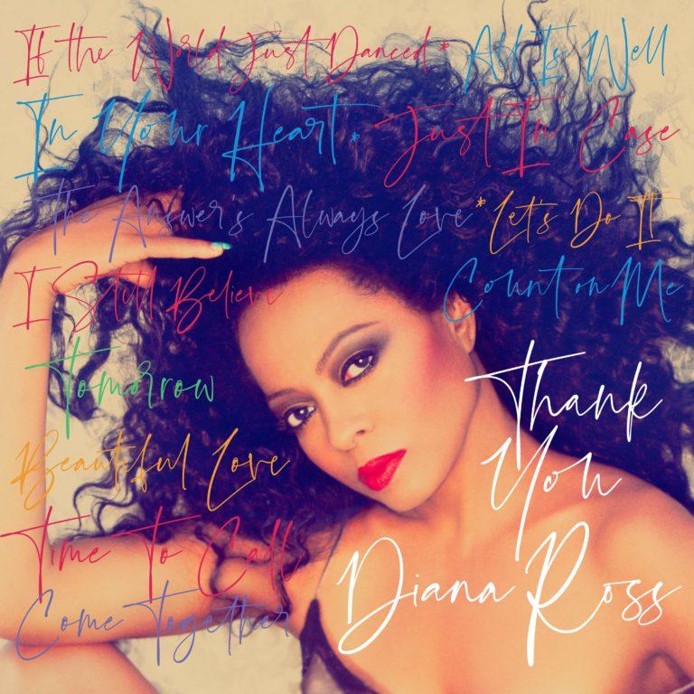 diana ross'un 15 yıl aradan sonra gelecek albümünden ilk tekli