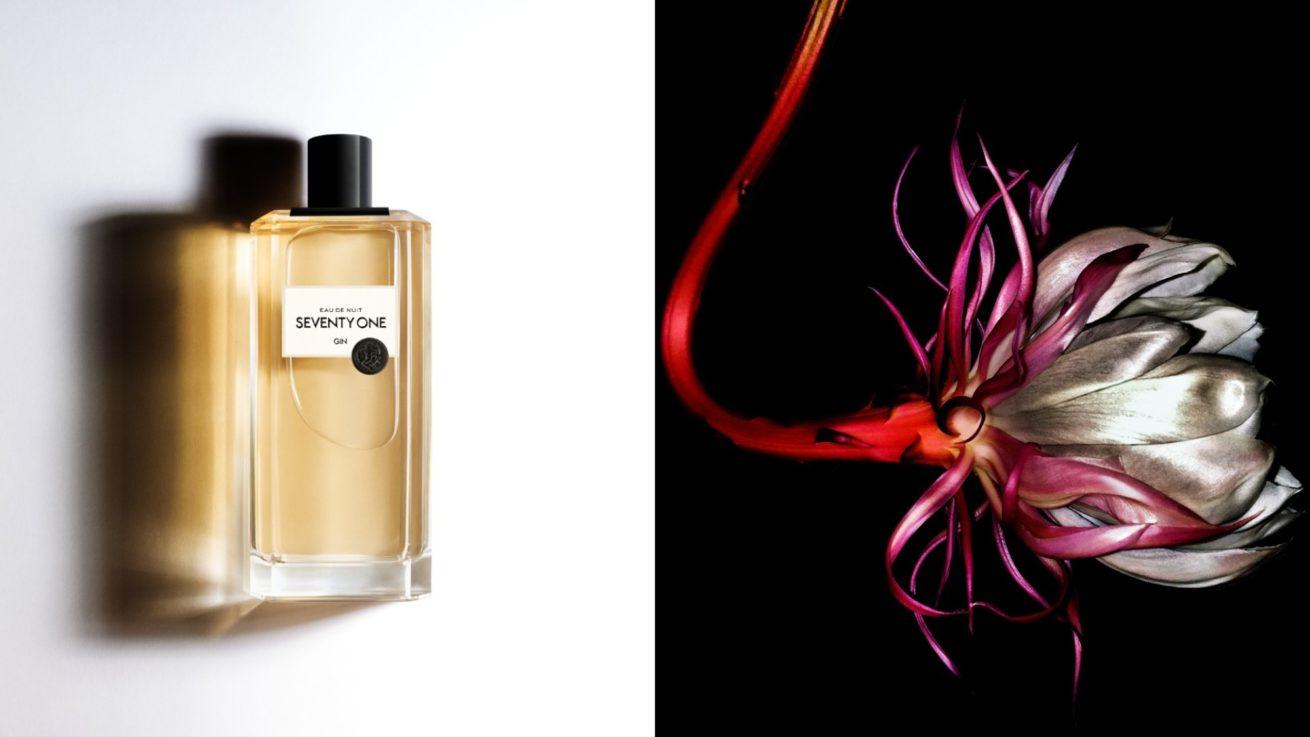 mert alaş'ın parfüm görünümlü yeni cin markası seventy one ile tanışın