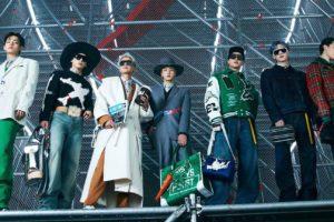 louis vuitton sonbahar'21 koleksiyonunun başrolü k-pop grubu bts