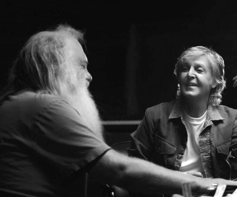 hulu yapımı mccartney belgeseli, rick rubin ve paul mccartney'i aynı projede buluşturuyor