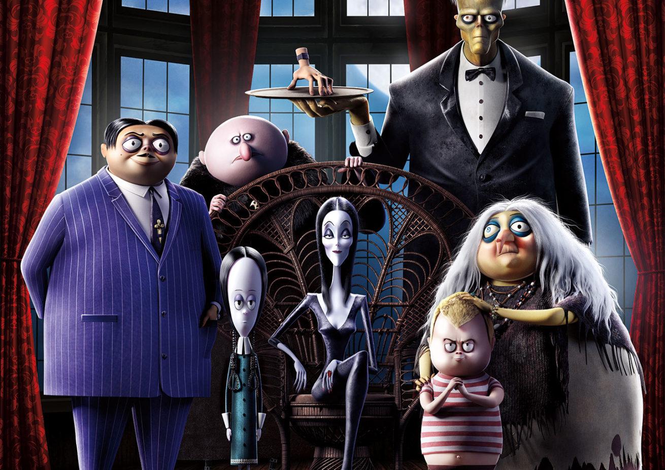 the addams family 2, ekim'de sinemalarda