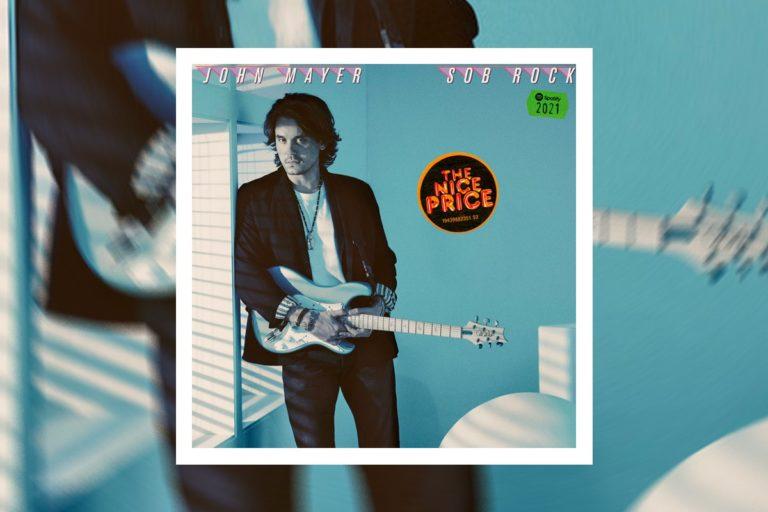 john mayer yeni stüdyo albümü sob rock ile karşımızda