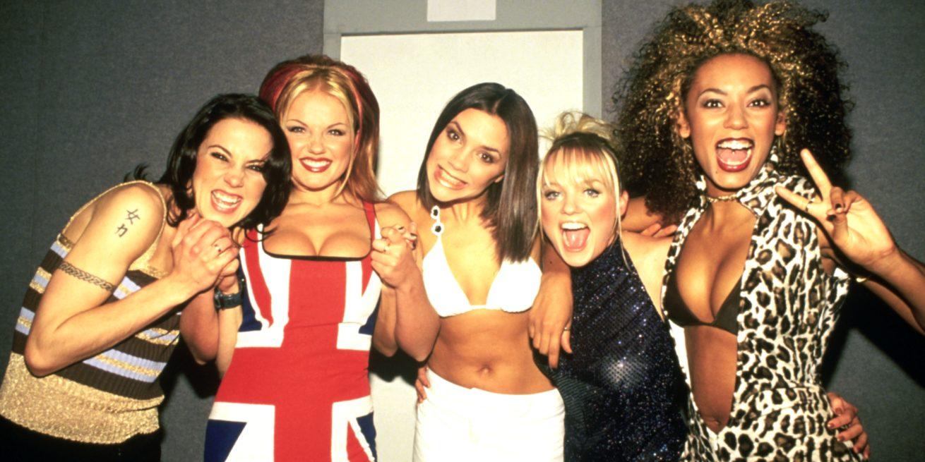 spice girls, wannabe'nin 25. yılı şerefine hiç duyulmamış bir şarkısını yayınladı