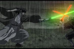 star wars anime antolojisi star wars: visions'tan ilk tanıtım fragmanı