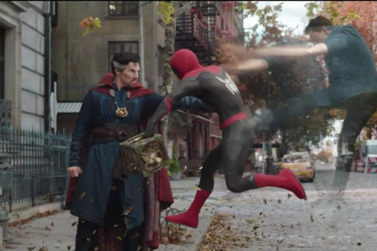 spider-man: no way home'dan çoklu evreni bol fragman