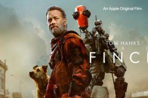 tom hanks'li post-apokaliptik türündeki finch filminden ilk fragman yayınlandı