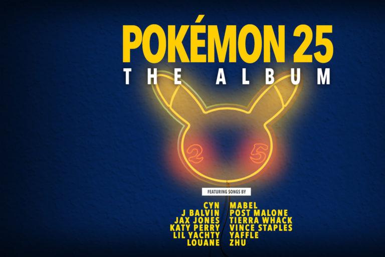 pokémon'un 25. yaşına özel bir toplama albüm geliyor