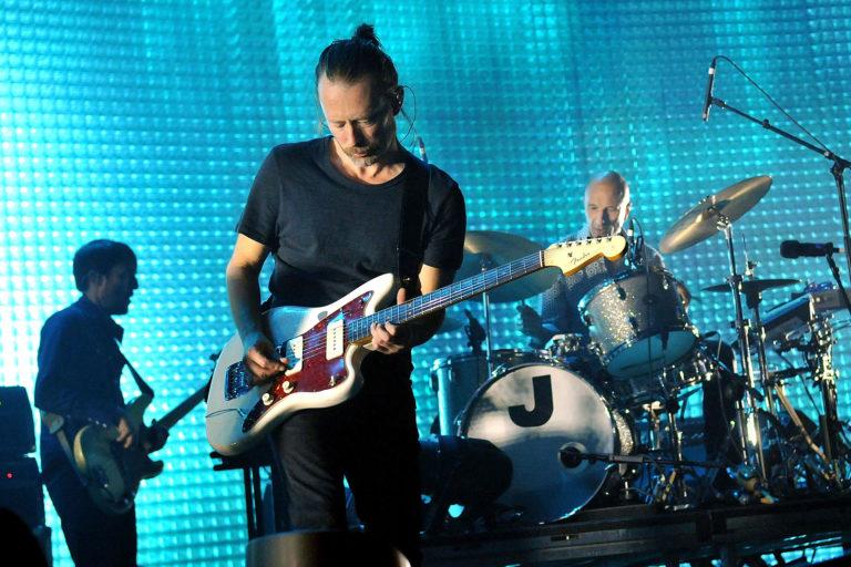 radiohead'den taze müzik videosu alır mıydınız?