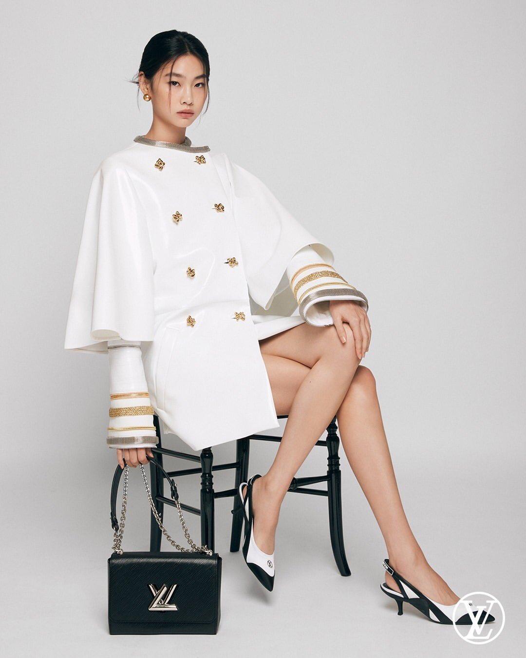 louis vuitton'ın yeni küresel marka elçisi belli: jung hoyeon