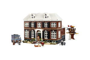 evde tek başına filminin ikonik evi lego oldu